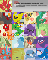 Pokemon Type Meme - Completed by hevromero