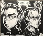 Halloween Count Down 2 by SomeMonsterFangirl
