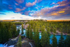 Candy River HDR by OEMminus