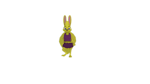 Lori Jackrabbit MS98 Era 3D model by Gamerz31w