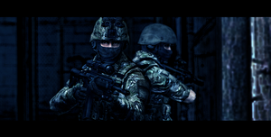Special Forces 3 by arthuro12