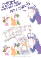 -- DMMD: Am I Clear -- by Kurama-chan