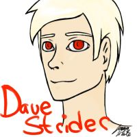 DAVE STRIDER by jenna-aw