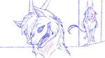 Animatic Preview - Meet Me Inside by Redwolfless