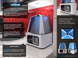 Electrolux design contest 2012 by MajeStik91