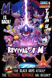 Revival of M (Colored) by SonicWindAttack