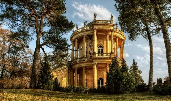 Potsdam - Belvedere by pingallery