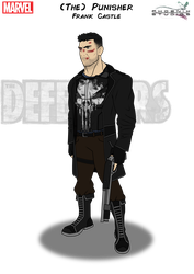 (The) Punisher by Kyle-A-McDonald