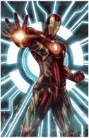 Iron Man by sorah-suhng