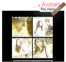 The Heirs (icons) #6 - Size 200 x by victoricaDES