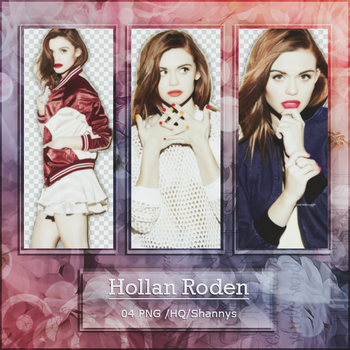 Png Pack 532 - Holland Roden by xbestphotopackseverr