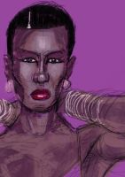 Grace Jones  by JeremyWDunn