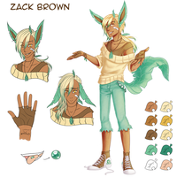 [Y] Zack - Zachary Brown by Buttea