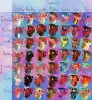 14 OPEN!   49 WoF Adopts Challenge by MythiCreature