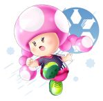 Soccer Toadette by AlcyoneAX