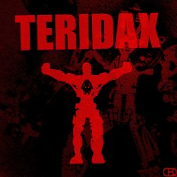 TERIDAX Single Cover by Diebeq