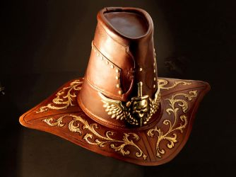 Witchhunter Hat by Azmal