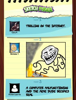 Trolling on the Internet by Echidneys