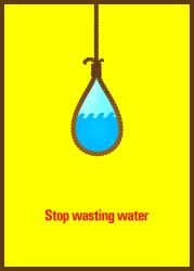 Stop wasting water by AhmedGalal