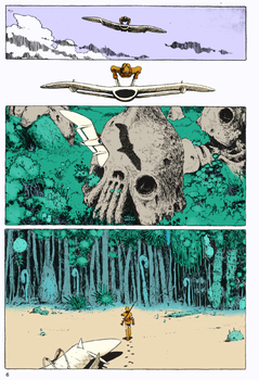Nausicaa of the Valley of the Wind - V1, P6 by DetsellaMorningdew