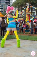 SDCC09 - Rockso's Dancer 04 by illiara