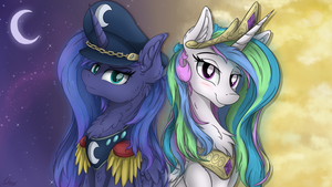 Royal Portraits (Background) v.1.0 by Check3256