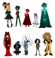 Halloween Gem batch: 2/10 OPENED by sariasong64