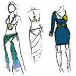 Project Runway Episode 3 by greyallison