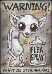 Flea Spray by jflaxman