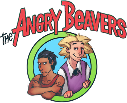 The Angry beavers by Toxandreev