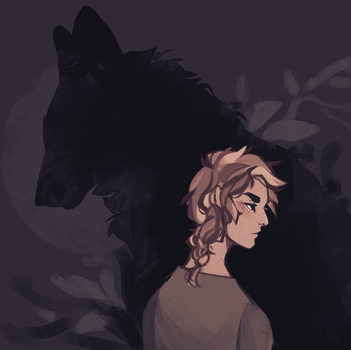 The Wolf Boy {oct} by R0BUTT