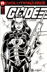 Baroness Sketch Cover by timshinn73