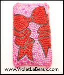 Ribbon Deco Phone Case by VioletLeBeaux
