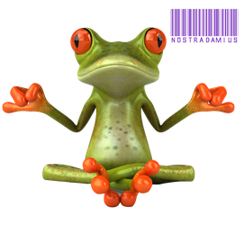 Frog Render by kamikazeinferno