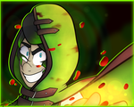 DAGames - Will Ryan, Blood Mage by CosmicChrissy