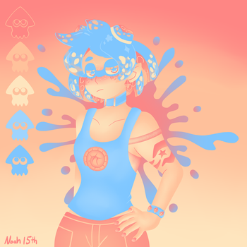 Palette 111 - Amber by Noah15th