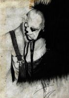 Chad of Mudvayne by ShawnCoss
