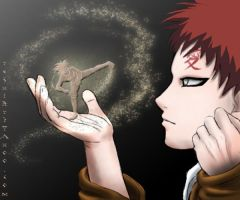 Gaara's Thoughts by t0shirt