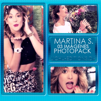 Photopack de Martina Stoessel 003. by Lichu-editions