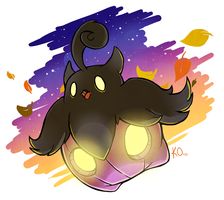 Favorite Ghost Type: Pumpkaboo