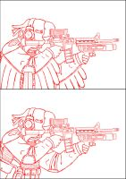 Special Ops .:SKETCH:. by GizmoGuy99