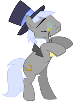 Caesar Pose Vector by thecoltalition