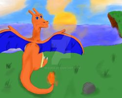 Charizard (Complete) by Wizdra