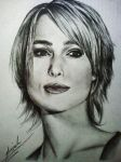Keira knightley by Maggy-P