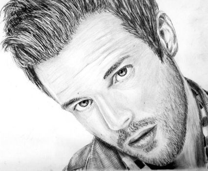 Brandon Flowers. by feliciabe