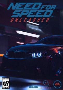Need for Speed Unleashed CoverArt by Mighoet