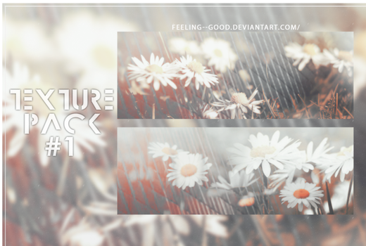 TEXTURE PACK by feeling--good