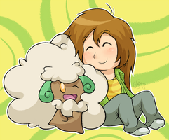 Lauzi and Whimsicott