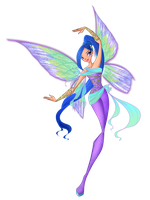 Winx: Netti Dreamix by DragonShinyFlame