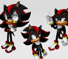 shadow sketches by SonicForTheWin1